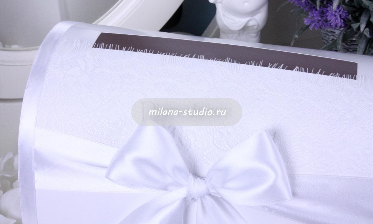 Сундучок для подарков «Белый»