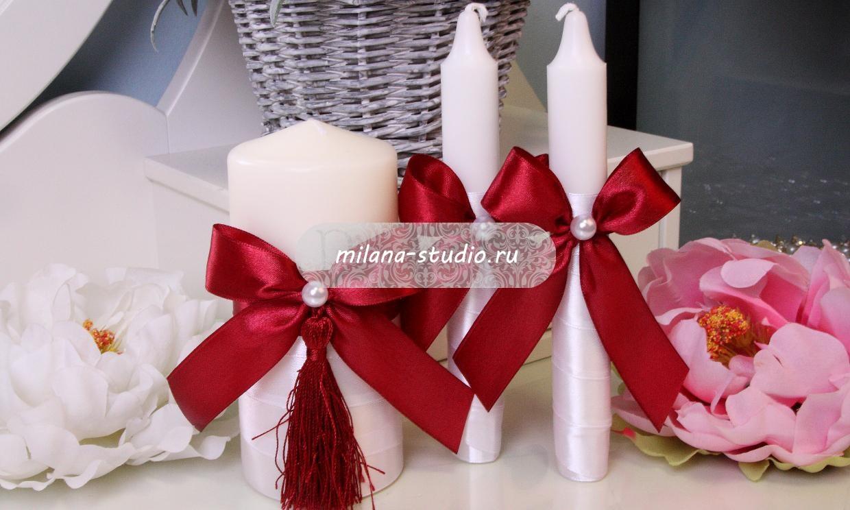 Комплект свечей «Passion»