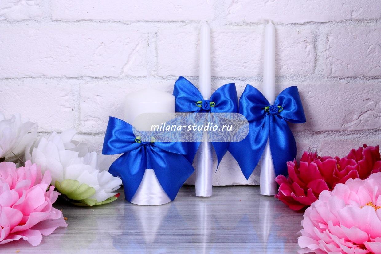Домашний очаг - цвета синий