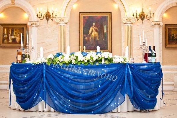 Оформление и организация свадеб от студи «Милана»