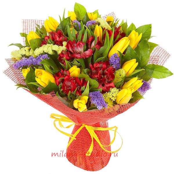Рыжие герберы букет фото, тюльпаны с доставкой по москве
