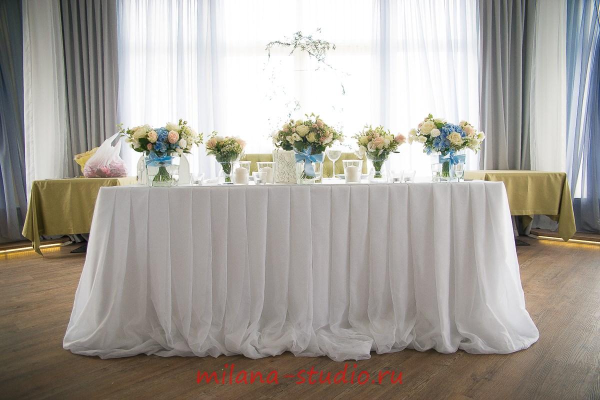 Оформление свадебного стола своими руками, инструкции 17