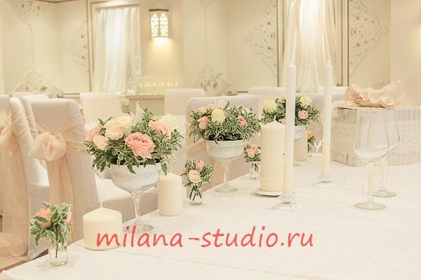 Необычные украшение залов для свадьбы 38