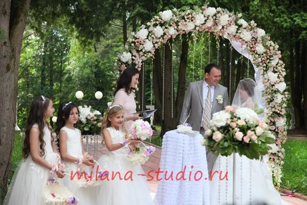 Преимущества выездной регистрации брака