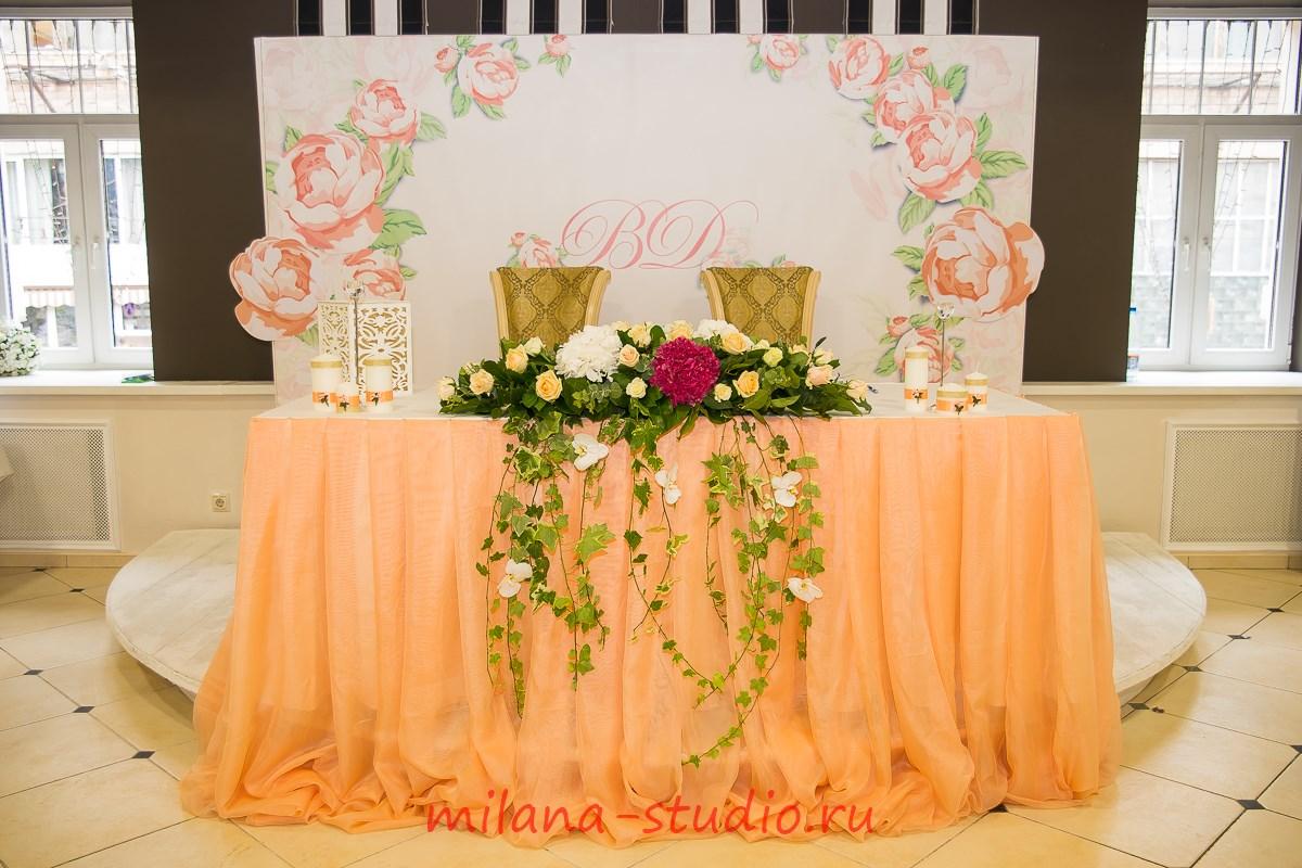 Необычные украшение залов для свадьбы 99